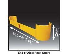 END OF AISLE RACK GUARD